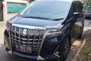 harga Sewa Alphard Transformer Semarang