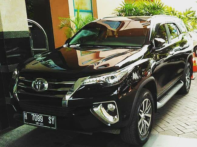 Fortuner VRZ Suket Rent Car