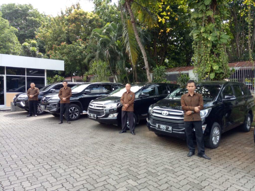 Kunjungan Komisi VI di PT Phapros